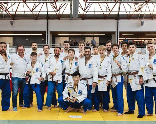 TSB Judoka sind Baden Württembergischer Meister
