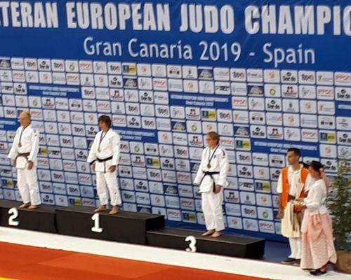 Judoka Megi Barth ist zweifache Europameisterin